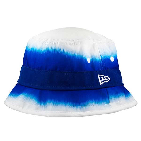 c068fda0f New Era Blank Original Royal White SUBLENDER BUCKET Hat - Hat Dreams