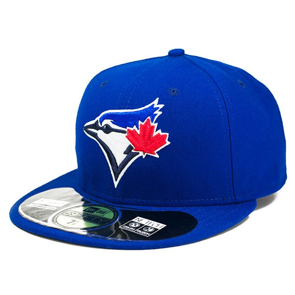 6a732f3f7e7ea Toronto Blue Jays On-Field Authentic GAME Fitted 59Fifty New Era MLB ...