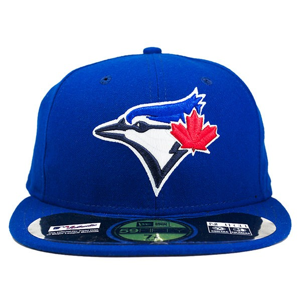 be59f0aaff2 Toronto Blue Jays On-Field Authentic GAME Fitted 59Fifty New Era MLB ...