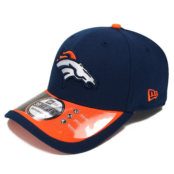 Denver Broncos 2015 Official SIDELINE On-Field FLEX-FIT 39Thirty New ... 6c5eceb589