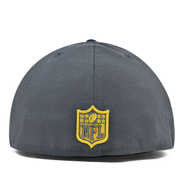 d81d1ebf5c8 Dallas Cowboys 50th Anniv. On-Field GOLD Collection FITTED 59Fifty ...