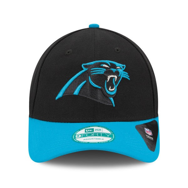 Carolina Panthers New Era SUPER BOWL 50 SIDE PATCH 9Forty Velcro ... b01ffc4c0