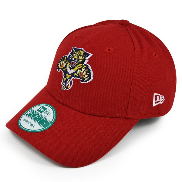super popular e8d14 03b8a Florida Panthers New Era THE LEAGUE 9Forty Adjustable Velcro Strap ...