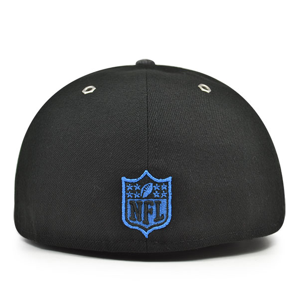 Detroit Lions 2016 NFL DRAFT Black FITTED 59Fifty New Era Hat - Hat ... 8429ac70398