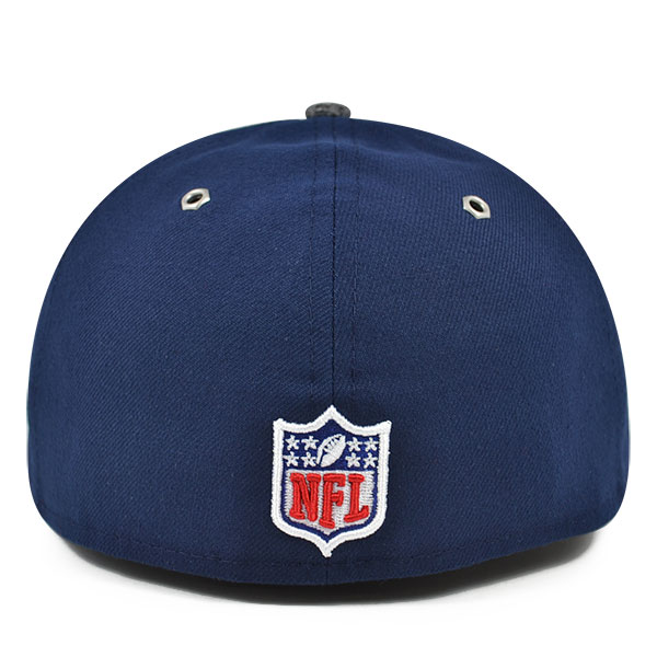 c7d57ce8d43 Dallas Cowboys 2016 NFL DRAFT Navy FITTED 59Fifty New Era Hat - Hat ...