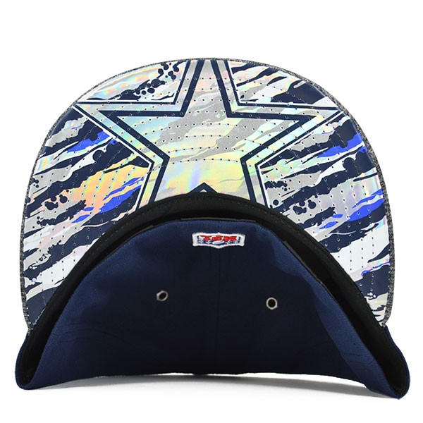 Dallas Cowboys 2016 NFL DRAFT Navy FITTED 59Fifty New Era Hat - Hat ... 4f4a218ca
