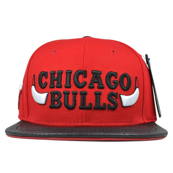 459f9338639 ... buy chicago bulls horn logo strapback pro standard nba hat hat dreams  36482 8d67f