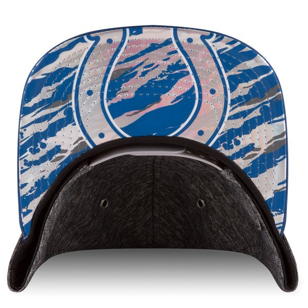 Indianapolis Colts 2016 OFFICIAL NFL DRAFT SNAPBACK 9Fifty New Era ... 11b27fc4ef1