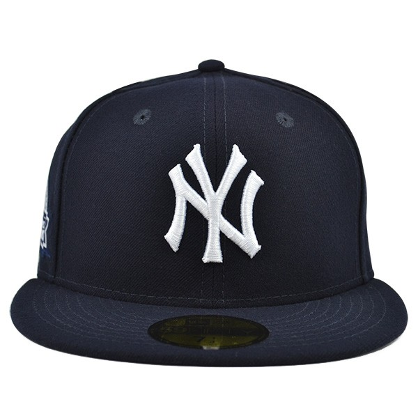 05b489dcc New York Yankees 27x Champions TITLE DEALER FITTED 59Fifty New Era ...