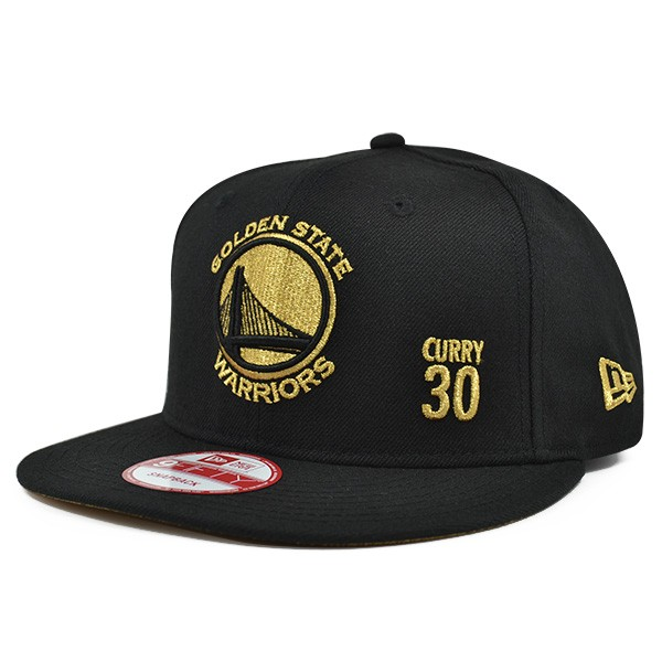 Warriors Snapback Curry Nba Hat New 9fifty Golden 30 Era State Player