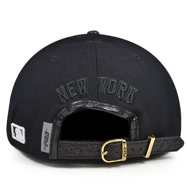 New York Yankees BOB Black on Black STRAPBACK Pro Standard MLB Hat ... d85bcdad07a