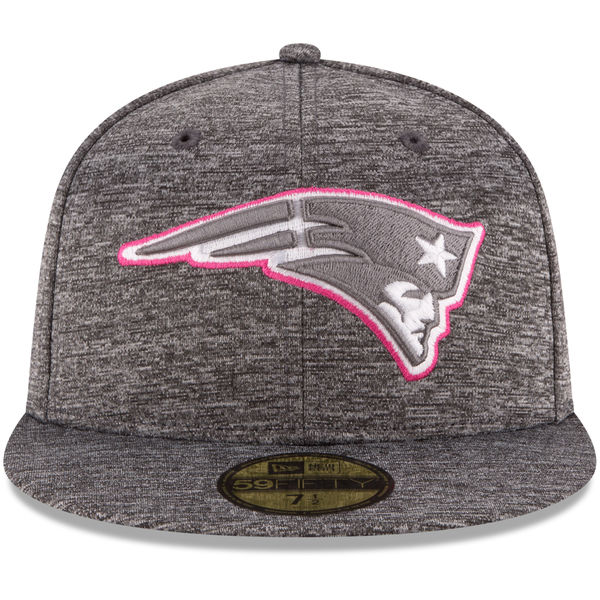 ef5343ead New England Patriots New Era 2016 NFL Breast Cancer Awareness (BCA ...