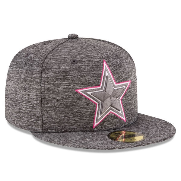 Dallas Cowboys New Era 2016 NFL Breast Cancer Awareness (BCA ... 37c8b96bd
