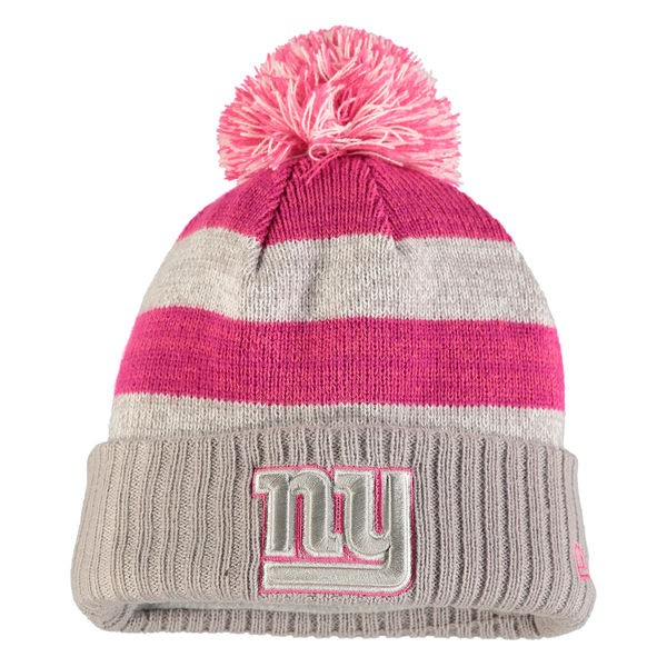 New York Giants New Era Women s 2016 Breast Cancer Awareness (BCA ... aad3a0085