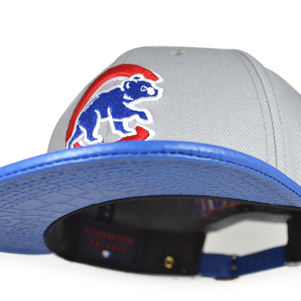 Chicago Cubs Alternate Logo STRAPBACK Pro Standard MLB Hat - Hat Dreams 1bc1aee10931