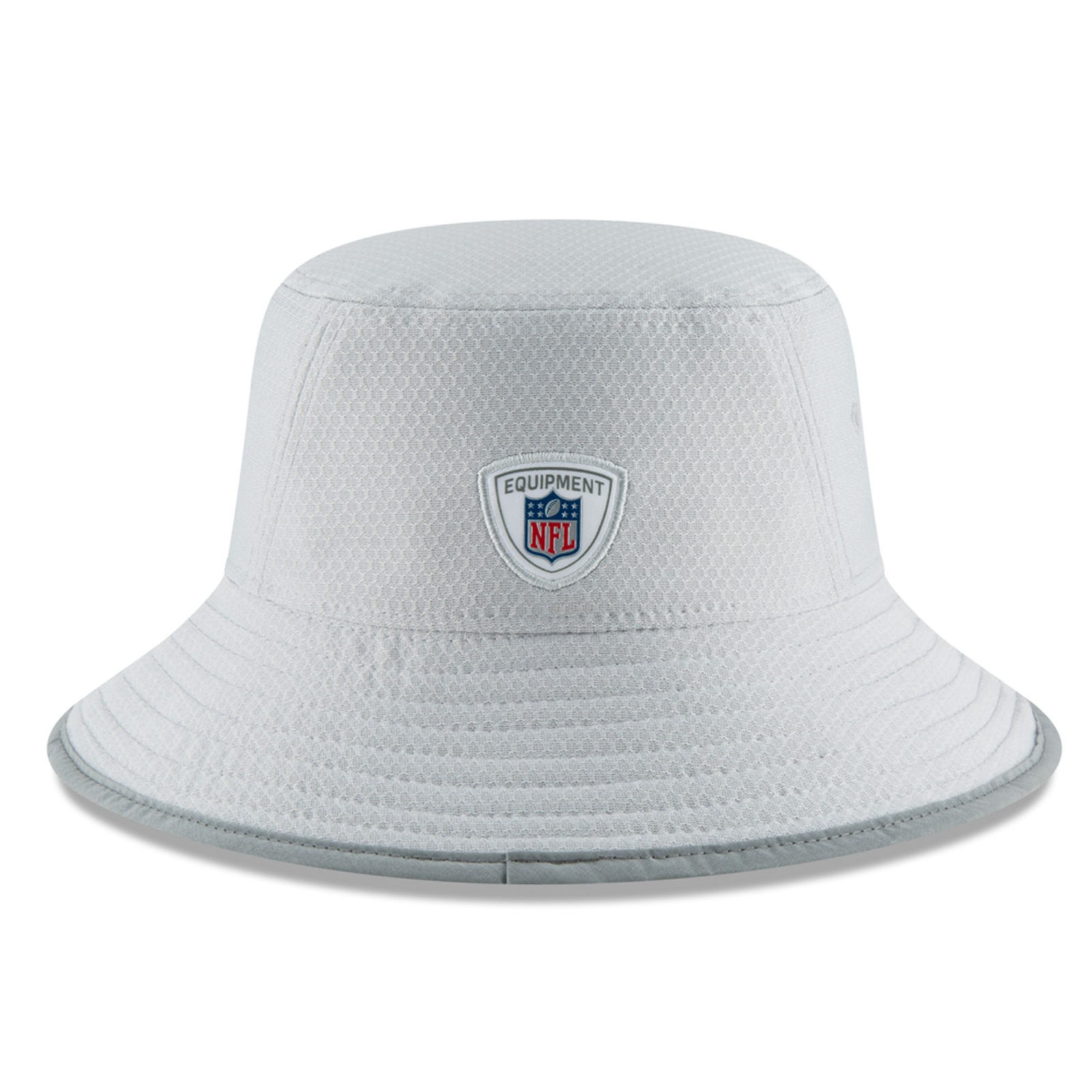 5acc2350a Minnesota Vikings New Era 2018 Training Camp Official Bucket Hat – Gray