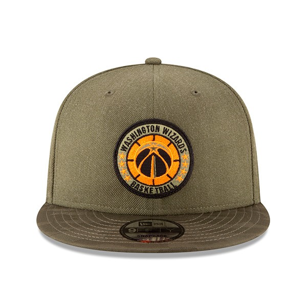 55e6a24da9aca Washington Wizards New Era 2018 Tip-Off Series 9FIFTY Fitted Hat ...