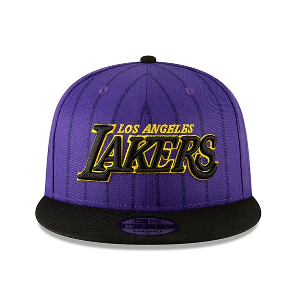 32e8a69df64 Los Angeles Lakers New Era City Series 9FIFTY Snapback NBA Hat - Hat ...