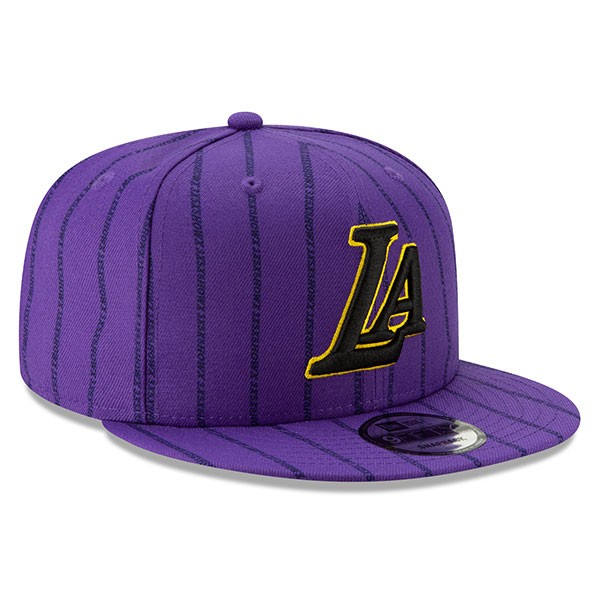 Los Angeles Lakers New Era City Series Alternate 9FIFTY Snapback NBA ... 4539ea4b6a09